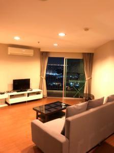 เช่าคอนโดพระราม 9 เพชรบุรีตัดใหม่ : Hot Price For Rent 17, 000/month Condo Bell Grand Rama9 / 1 bed 49sqm, 23th floor, Plz Contact to visit