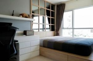 ขายคอนโดท่าพระ ตลาดพลู : คอนโด แอสปายสาทร-ตากสิน (ทิมเบอร์โซน) ห้องมุม 2 ห้องนอน 1 ห้องน้ำ  เพียง 3.3 ล้านบาท (S2279)