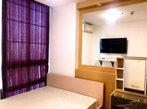 For RentCondoOnnut, Udomsuk : Condo for rent Ideo Mix Sukhumvit 103 30 sqm. Fully-furnished.