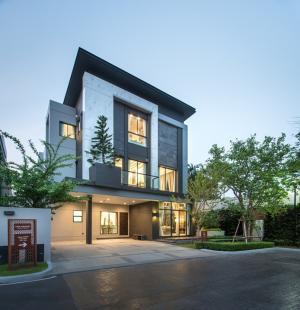 For SaleHouseLadprao 48, Chokchai 4, Ladprao 71 : Selling : Show Unit House with Private Pool Lardprow - Elamai ( Full Furnitures ) , 64 sqw , 372 sqm , 3 Bed 4 Bsth , 2 Living Room , 1 Maid Room , 3 Parking Lotขาย🏛บ้านตัวอย่างพร้อมอยุ่ ลาดพร้าว-เอกมัย พร้อม สระว่ายน้ำ และ Lift ส่วนตัว , 64 ตรว , 372 ต