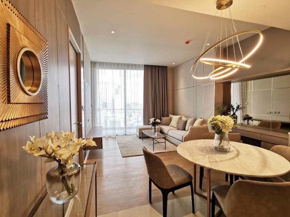 เช่าคอนโดวงเวียนใหญ่ เจริญนคร : 🔥 Magnolias Waterfront Residence 🔥วิวแม่น้ำ ตกแต่งสวย  ชั้นสูง พร้อมเข้าอยู่  //Ask more info@Rabbitcondo