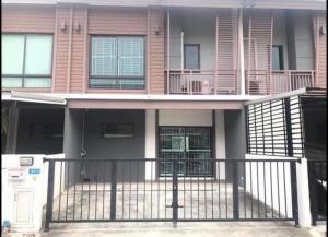 For RentTownhouseLadkrabang, Suwannaphum Airport : Townhome for rent, 3 bedrooms, 2 bathrooms, Pruksa Prime project, Ladkrabang, Suvarnabhumi, contact 082-3223695 🔥