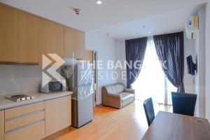 For RentCondoRatchathewi,Phayathai : Condo for Rent!! 20+ Floor 40 sq.m. Near BTS Ratchathewi - Villa Rachatewi @16,000 THB/Month