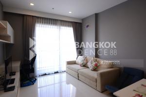 For RentCondoRatchathewi,Phayathai : Pet Friendly Condo For Rent!! Corner Room 20+ Floor BTS Victory Monument - M Phayathai @25,000 Baht/Month