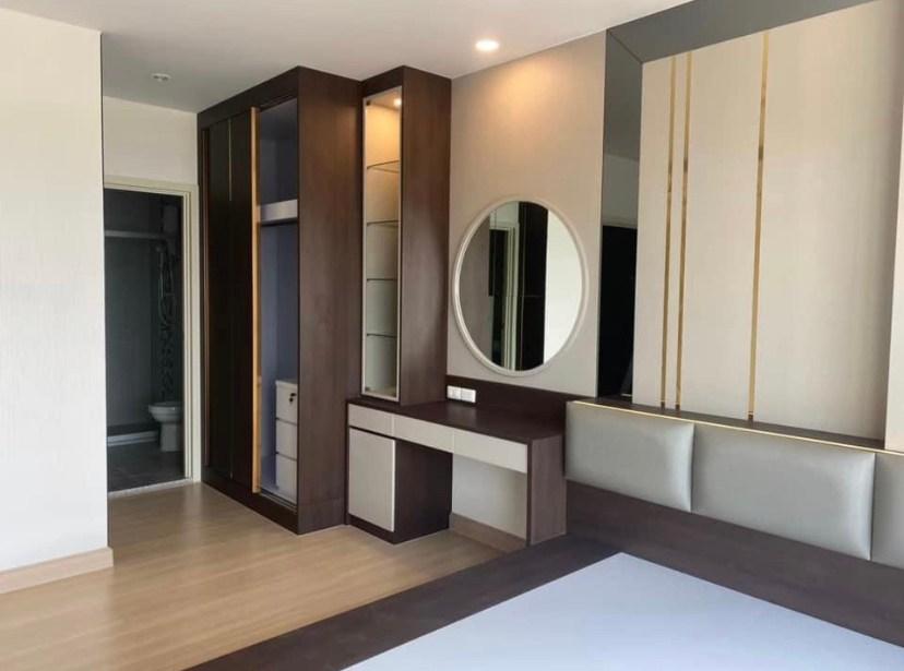 For RentCondoRama9, RCA, Petchaburi : 🌟Supalai Veranda Rama9 for rent 1 bedroom 1 bathroom 42 sq.m. fl.24 Fully furnished, Ready move in near MRT Rama 9🌟
