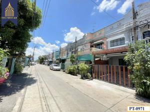 ขายทาวน์เฮ้าส์/ทาวน์โฮมมีนบุรี-ร่มเกล้า : ทาวเฮ้าส์ หมู่บ้านสุภาวัลย์ มีนบุรี รีโนเวทใหม่ แนวรถไฟฟ้าสายสีส้ม