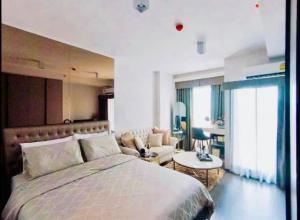 For RentCondoOnnut, Udomsuk : Condo for rent Ideo Sukhumvit93 BA21_07_153_05 furniture, electrical appliances, price 10,999 baht.