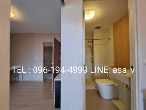 เช่าคอนโดพระราม 2 บางขุนเทียน : (ห้องใหญ่ ชั้น 6 วิวโล่ง) ให้เช่า พลัมคอนโด พระราม 2 ห้องใหญ่ 28 ตรม. อาคาร A ชั้น 6 เฟอร์ครบ สภาพห้องตามรูป ราคาดี 6,000 บาท / เดือน นัดชม 096-194-4999 LINE : asa_v