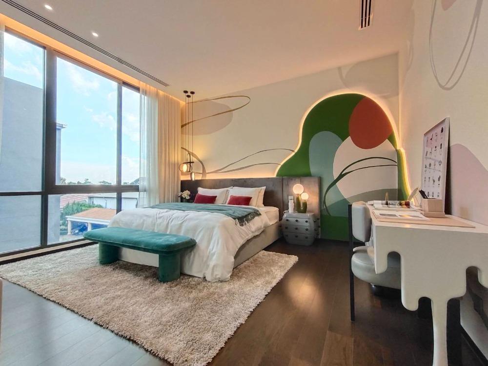 For SaleHouseYothinpattana,CDC : Sale BUGAAN Yothinpattana   🔥🔥Last  4  unit  Super Luxury Home by Sansiri 🔥🔥