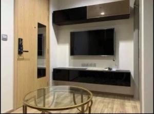 For RentCondoSapankwai,Jatujak : 🌟Best price 12,500THB/month!! The Line Mochit Jatujak for rent Studio room 1 bathroom 27 sq.m. fl.32 Fully furnished, Ready move in near BTS Mochit🌟