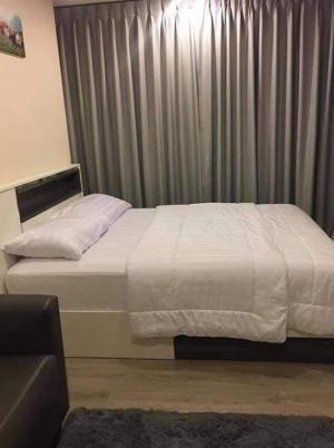 For RentCondoBang kae, Phetkasem : Condo for rent Chewathai Phetkasem 27,💥long contract, negotiable 💥 opposite Siam University, near BTS and MRT Bang WaSize 24 sq.m., 25th floor💰 Rental price: 9,000 baht / month