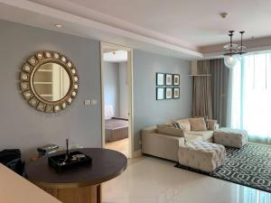 For SaleCondoSathorn, Narathiwat : 🌟The Empire place for sell 8,500,000 THB!!! 1 bedroom 1 bathroom 65.2 sq.m. fl. 33 Fully furnished, Ready move in near BTS Surasak🌟