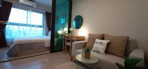 For RentCondoRama9, Petchburi, RCA : For rent The Privacy Rama 9 Floor 24