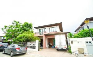 For SaleHouseRamkhamhaeng, Hua Mak : Rent/Sale Detached House Aqua Divina Ramkhamhaeng 94