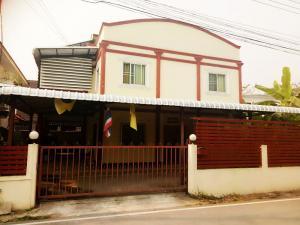 ขายบ้านเชียงใหม่ : บ้านเดี่ยว 2 ชั้น มีดาดฟ้า หมู่บ้านเนตรณพร บ่อหิน ดอยสะเก็ด เชียงใหม่
