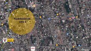 For SaleLandOnnut, Udomsuk : Land for sale, beautiful plot, Soi Sukhumvit 101/1, near BTS!