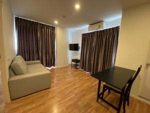 For RentCondoKhlongtoei, Kluaynamthai : 🎉ProMoKovid🎉🔥For rent 10,000 only🔥33 sq.m. Lumpini Place Rama 4 Ratchada