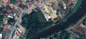 For SaleLandChiang Mai : Selling a place suitable for a restaurant, restaurant, spa, coffee shop for health.