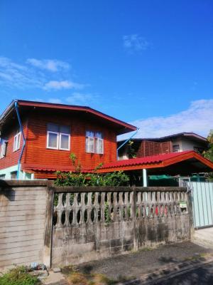 ขายบ้านลาดพร้าว101 แฮปปี้แลนด์ : ขายที่ดินพร้อมบ้านไม้ ซอยลาดพร้าว110