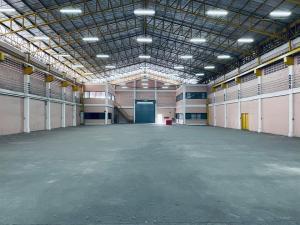 For RentWarehouseNakhon Pathom, Phutthamonthon, Salaya : H636-WH08 Warehouse for rent, size 2000 sq m. Phutthamonthon Sai 4 (purple area)