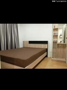 For RentCondoPattanakan, Srinakarin : ✅ For rent, Lumpini Ville Srinakarin - Huamark Station, near Airport Link, size 32.5 sq.m., with furniture and electrical appliances ✅