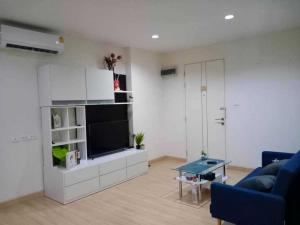 For SaleCondoLadprao101, The Mall Bang Kapi : Happy condo for sale (Lat Phrao 101), fully furnished. ready to move in