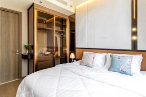 For RentCondoSukhumvit, Asoke, Thonglor : B001 CELES Asoke for rent. Brand new unit.
