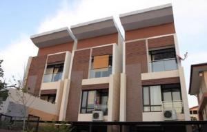 For RentHome OfficeRatchathewi,Phayathai : BH1112 Home office for rent, 3 floors, 4 bedrooms, 3 bathrooms, located near BTS Ari, Soi Aree Samphan 7, Samsen Nai, Phayathai.