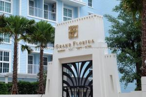 For SaleCondoPattaya, Bangsaen, Chonburi : For Sale!!! Grand Florida Beachfront Condo Resort Pattaya 36 sqm. (Seaview)