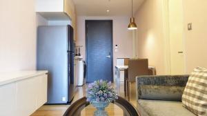 For RentCondoSukhumvit, Asoke, Thonglor : Condo for rent: H sukhumvit 43 / 1 bedroom 43 sqm., 17th floor, beautiful room, good view, Fully Furnished