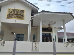 For SaleHousePattaya, Bangsaen, Chonburi : Pool Villa for sale, 6 bedrooms, 7 bathrooms, next to Sukhumvit but close to the sea