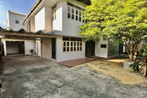 เช่าบ้านลาดพร้าว71 โชคชัย4 : ให้เช่าบ้านเดี่ยว 2 ชั้น เนื้อที่ 56 ตารางวา หมู่บ้านไทยศิริเหนือ บริเวณ Town in Town ลาดพร้าว