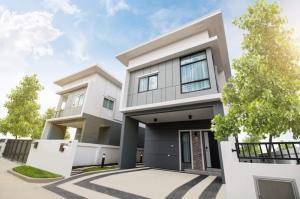 For SaleHouseUbon Ratchathani : Baan Arun Home Arunhome Moderne plus house plan Moderne plus