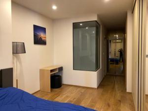 เช่าคอนโดราชเทวี พญาไท : Q Chidlom one bedroom for rent