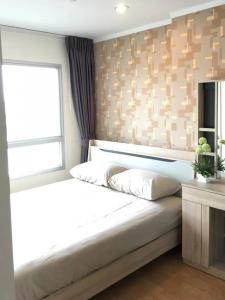 For RentCondoPattanakan, Srinakarin : ✅ For rent, Lumpini Place Srinakarin - Huamark Station, near Airport link, size 26 sq.m., with furniture and electrical appliances ✅