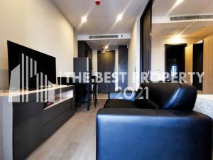 For RentCondoSukhumvit, Asoke, Thonglor : ❗️ Good price, need to reserve Asthon Asoke, high floor, good view, rent only 18,000 baht/month
