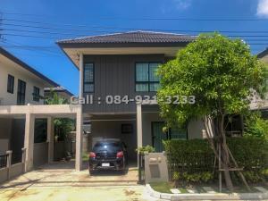 For SaleHouseRathburana, Suksawat : Cheapest sale in this area, Baan Grand Pleno, Suksawat-Rama 3, Pracha Uthit 60.