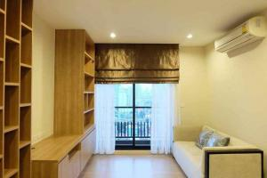 For RentCondoRatchathewi,Phayathai : Condo for rent The Capital Ratchaprarop-Vibha * 2 bedrooms * ready to move in