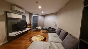 For RentCondoRama9, RCA, Petchaburi : For rent 3bedrooms 101 sq.m. at Belle Grand Rama 9. [ Fully Furnished ]