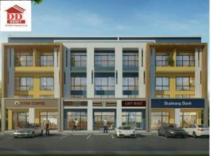 For SaleTownhouseChokchai 4, Ladprao 71, Ladprao 48, : Newly built business home, Trio Phutthamonthon Sai 4 (Trio Phutthamonthon Sai 4)