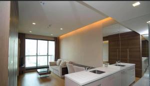 เช่าคอนโดสาทร นราธิวาส : B011 The Address Sathorn 1 bed 46.5 sqm. 12 floor.
