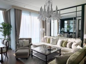 เช่าคอนโดสุขุมวิท อโศก ทองหล่อ : B012 Kraam Sukhumvit 26 for rent. 2 bed 110 sqm. 18 floor.
