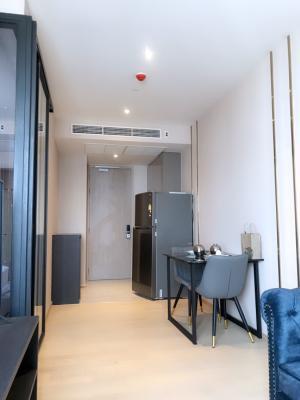 For RentCondoRama9, RCA, Petchaburi : Urgent rent Ashton rama9 high floor 1Bed 1bath 40 sqm 20K ready to move in. Agency Paiva : 06-4453-4697