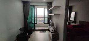 For RentCondoThaphra, Wutthakat : For rent  Ideo Wutthakat   1Bed, size 30 sq.m., Beautiful room, fully furnished.