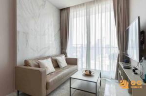 For RentCondoNana, North Nana,Sukhumvit13, Soi Nana : For rent  Hyde Sukhumvit 11   2Bed, size 68 sq.m., Beautiful room, fully furnished.