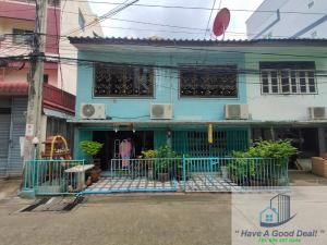 For SaleLandPinklao, Charansanitwong : House with land 30 sq wa, Soi Commercial Thonburi 19, Charansanitwong.