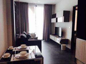 For RentCondoSukhumvit, Asoke, Thonglor : B029 Edge Sukhumvit 23. 1 bed 44 sqm. 8 floor.