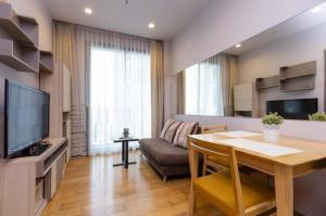 เช่าคอนโดสุขุมวิท อโศก ทองหล่อ : B030 Keyne by Sansiri 1 bed 35 sqm. 18 floor.