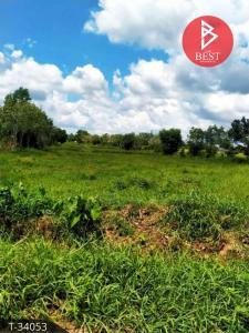 For SaleLandSakon Nakhon : Land for sale, area 17 rai 3 ngan 65 square wa, Phanna Nikhom, Sakon Nakhon, suitable for gardening, farming.