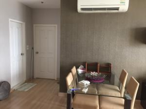 For SaleCondoLadprao, Central Ladprao : 🌟<SALE with tenant> Special price! - Life@Ladprao 18 🌟 2B2B, 65 SQM., fully furnished, high floor, unblocked view @ 6.95 MB NET